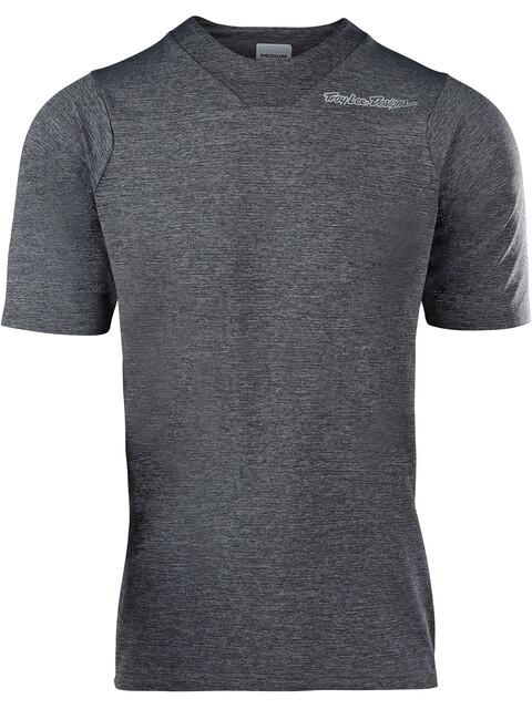Troy Lee Designs Skyline SS Jersey Men heather gray